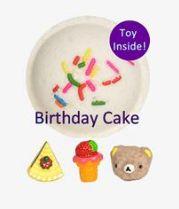 Bath Bombs Birthday Cake