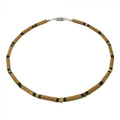 Hazel wood necklace for babies & toddlers age 0-4