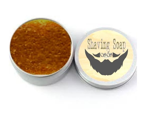 Shaving Soap Unscented or Scented