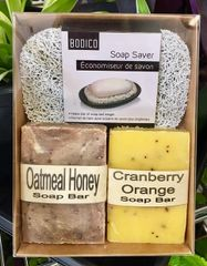 Mix & Match Soap Gift Boxes With Soap Saver