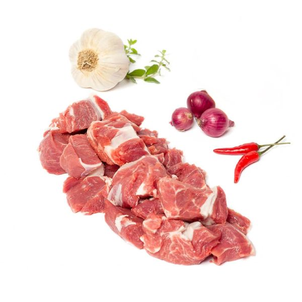 z Diced Lamb - Stewing Lamb - 1 Pound