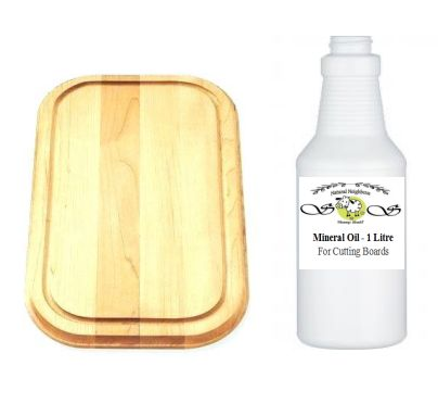 Food Grade Mineral Oil 1 Liter - Cutting Board Oil Kingston Ontario Canada