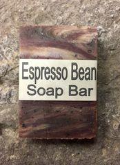 Expresso Bean Natural Soap Bar - 2.5 Ounce