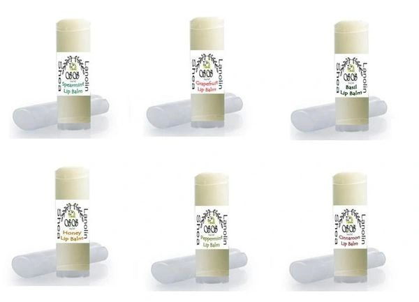 Farmer's Market Lip Balm - Click on Link Below For Selcetions