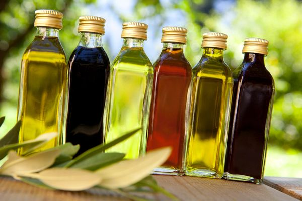 Pure Essential Oils - Click on Link For Sections