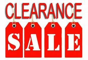 Sale Item - 3.4 Clear Squeeze -19 PIECE LOT