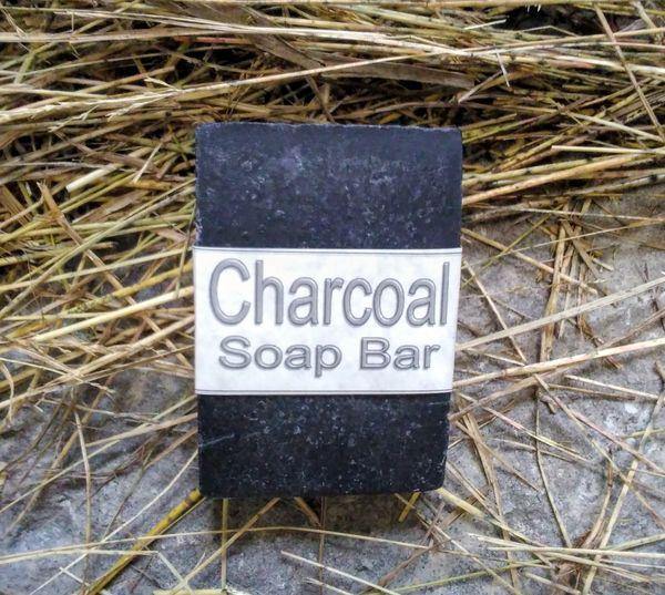 Charcoal Soap Bar Kingston Ontario Canada - 2.5 ounce