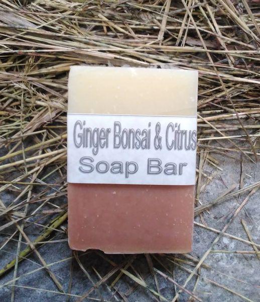 Ginger Soap Bar Kingston Ontario Canada - 2.5 ounce