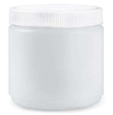 z - 1 Pound 16 ounce wide mouth Plastic Jars Food Safe - Kingston Ontario Canada