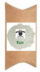 Kale Natural Face Mask - Just Add Water