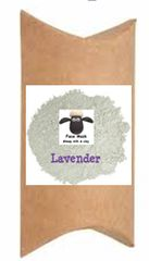 Lavender Natural Face Mask - Just Add Water