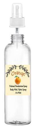 Orange Essential Oil Spray by The Sheep Shelf