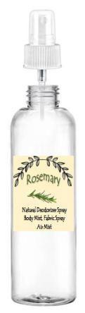 Rosemary Essential Oil Spray by The Sheep Shelf
