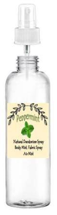 Peppermint Essential Oil Spray by The Sheep Shelf