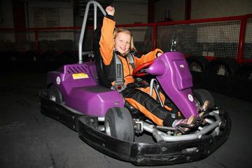 Kids Electric Cadet Kart JDR Karting