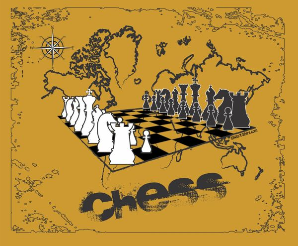 Chess World MAP Chessography