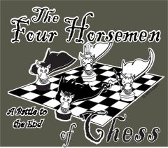 The 4 Horsemen of Chess, 2Color