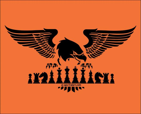 All American Chess - Black Eagle