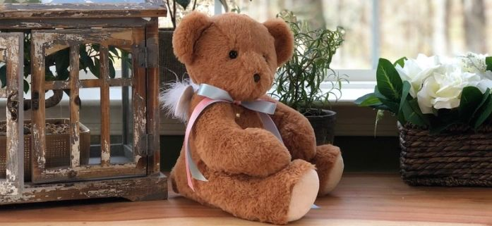 Weighted Teddy Bear