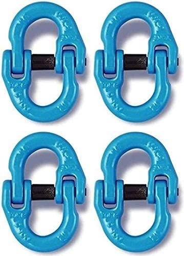 "(4) 5/16"" Gr 100 Coupling Link Hammerlock Chain Connector"