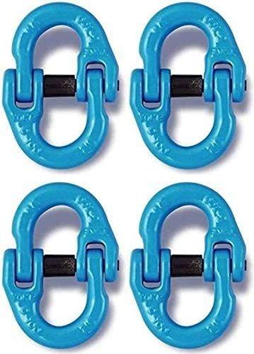 "(4) 1/2"" Gr 100 Coupling Link Hammerlock Chain Connector"