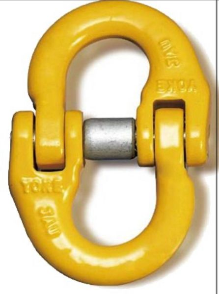 """BA Products G8-103-38 - 3/8"""" Yoke Alloy Connector Link Coupling Link Hammer Lock"""
