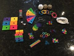 Small Bird Toy Kit
