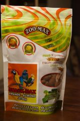 ZooMax Snack Packs - Almonds