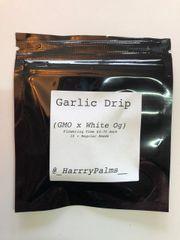 Garlic drip