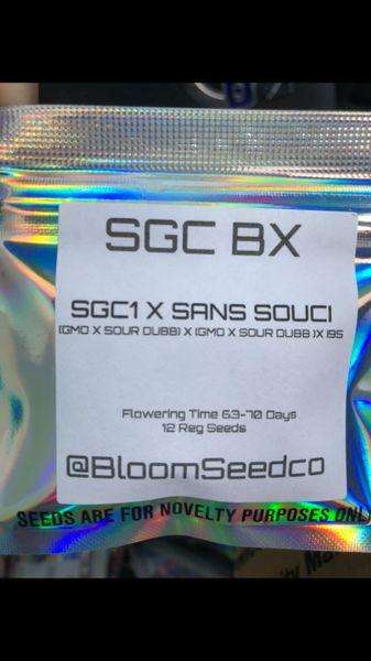 Sour garlic cookies Bx