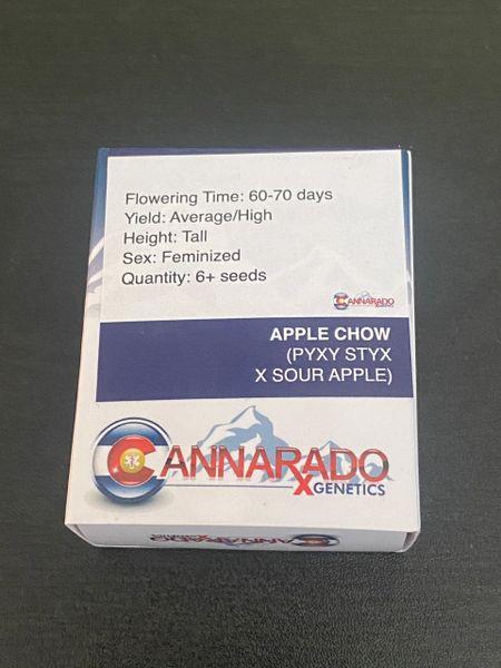 Apple chow