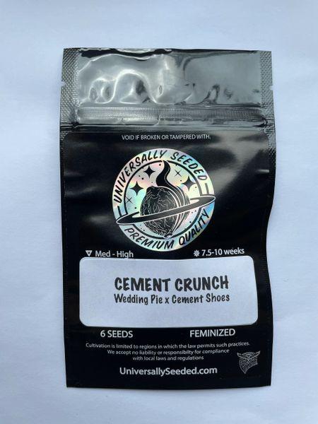 Cement crunch