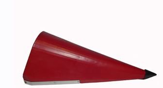 GFI-PLHS-90A Snout Left Hand Outer with Point.