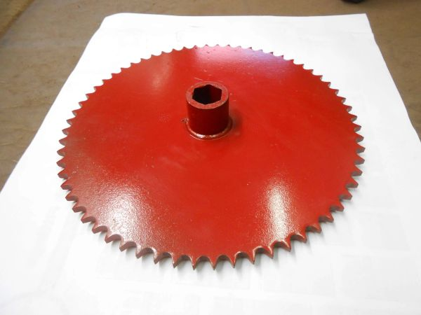 GFI199729C1 Sprocket 64T-50 Auger, Driven. Replaces OEM #199729C1