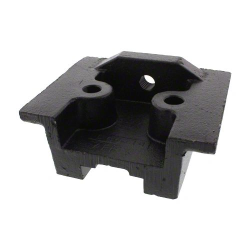 GFI86611369 lower idler support for CIH 2000-3000 series corn heads.
