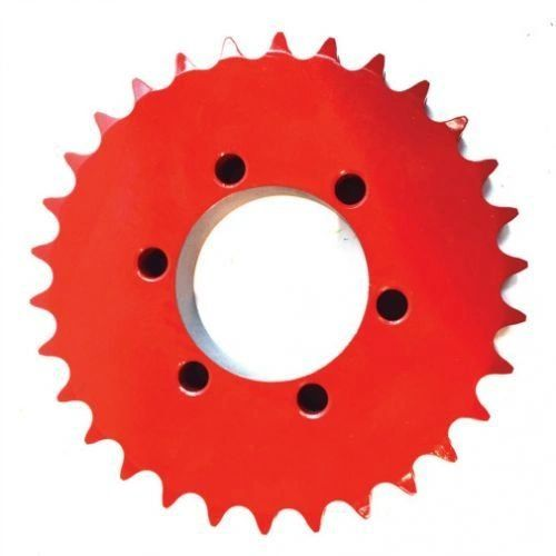 GFI158418C1 Sprocket 30T-60-2 Intermediate speed Main Drive Sprocket for bolted on hub. Replaces OEM#158418C1