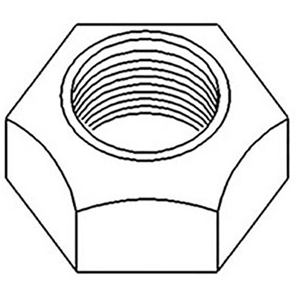 GFI273924 Nut, 1/4-20 Toplock