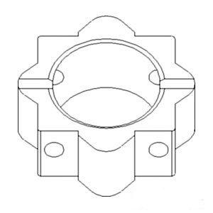 GFI176387C1 Collar Slip Clutch. Replaces OEM #176387C1