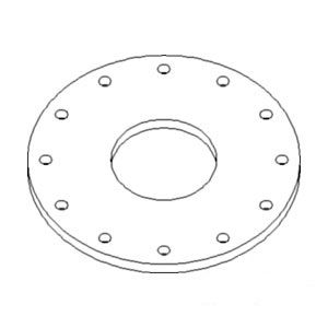 GFI177963C1 Plate Slip Clutch. Replaces OEM #177963C1.