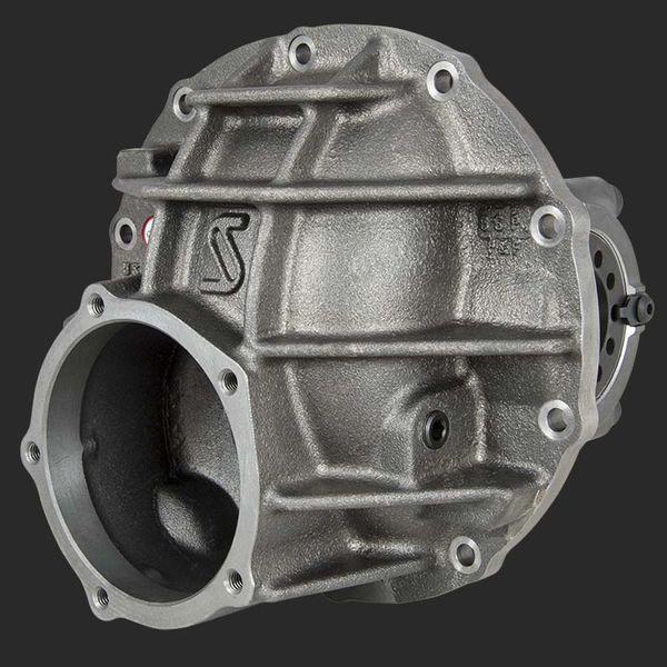 Strange Nodular Iron 9'' Case/3 250 Bore/N1906