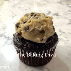 Cookie Dough Cupcakes (dozen)