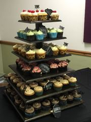 275 cupcake event