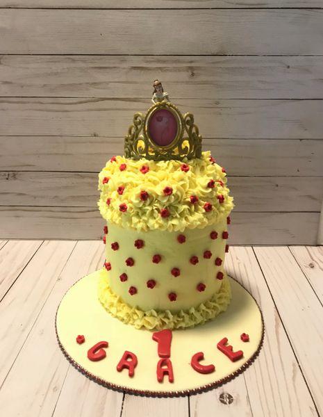 """Belle Cake 6"""""""