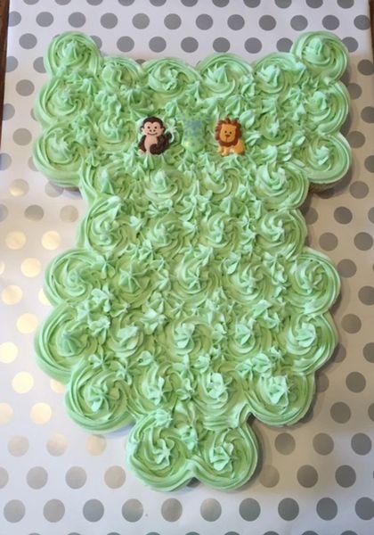 Cupcake Cake - Onsie