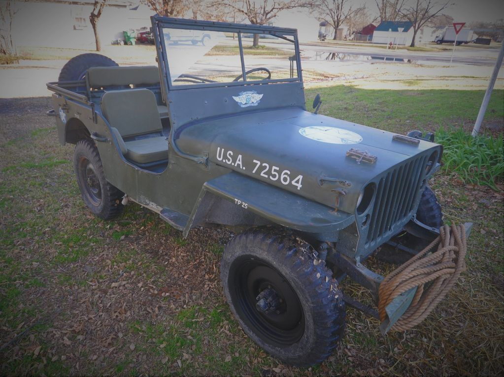 1944 For GPW jeep