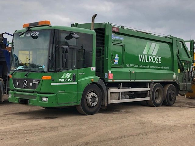 Business Waste Collection by Wilrose Environmental LTD
