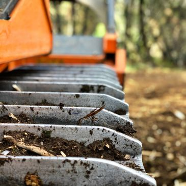 Primetech ROW Clearing Forestry Mulching