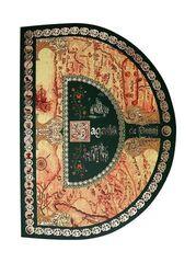 Hagada de Pesaj Half Round Hebrew/Spanish;PB - Printed in Israel