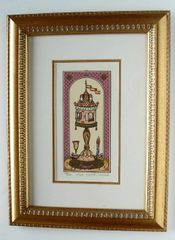 """Havdallah"" Framed By Muchnik"