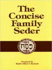 Concise Haggadah By Kolatch